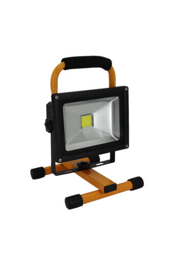 Tölthető LED reflektor 20 W