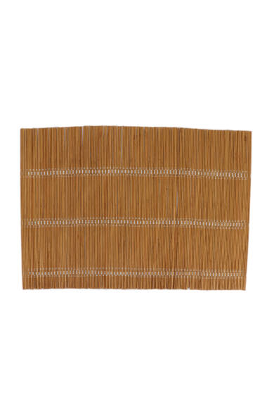 Bambusz tányér- és  edényalátét 30x42 cm